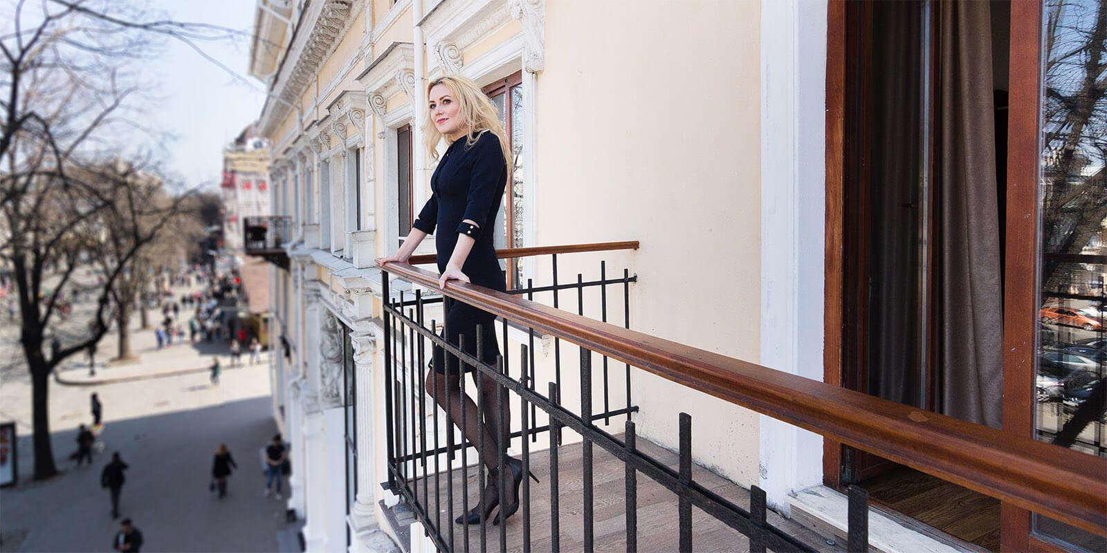 Rooms on Deribasovskaya in Odessa