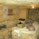 Комната в катакомбах