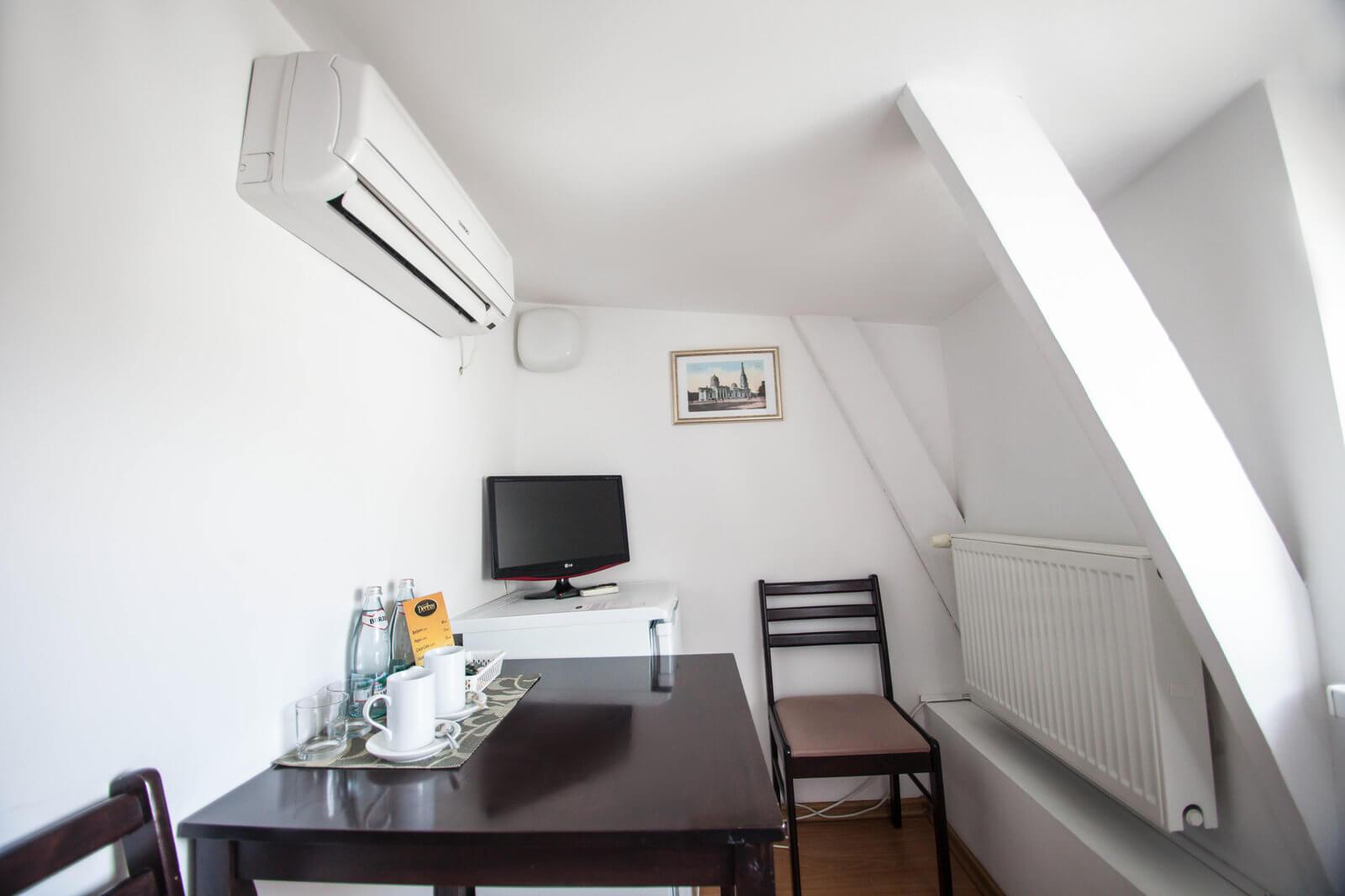The mansard room for Mansard room