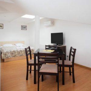 Standard room in Deribas hotel
