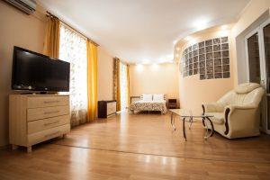 Family room in Odessa