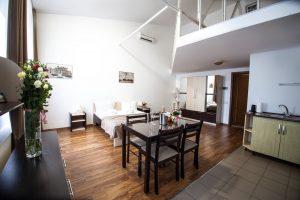 Table in Comfort room Deribas hotel