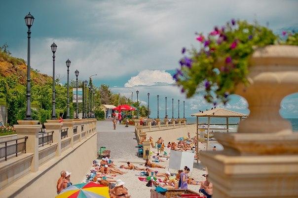 золотой берег пляж в Одессе