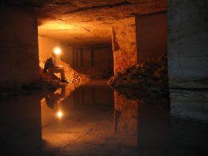 Одесские катакомбы - самое большое подземелье