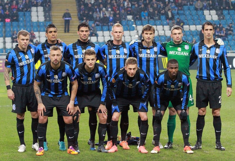 Команда черноморец