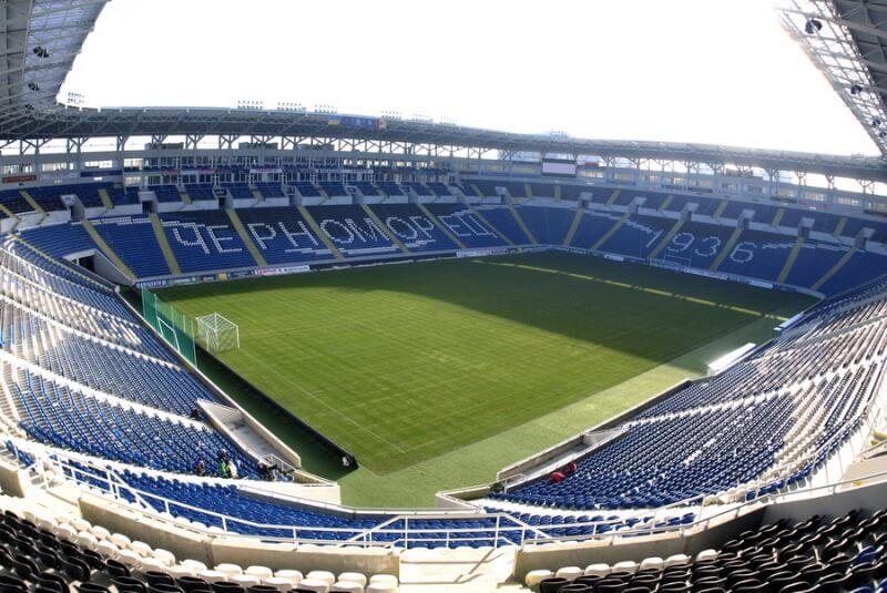 Стадион Черноморца